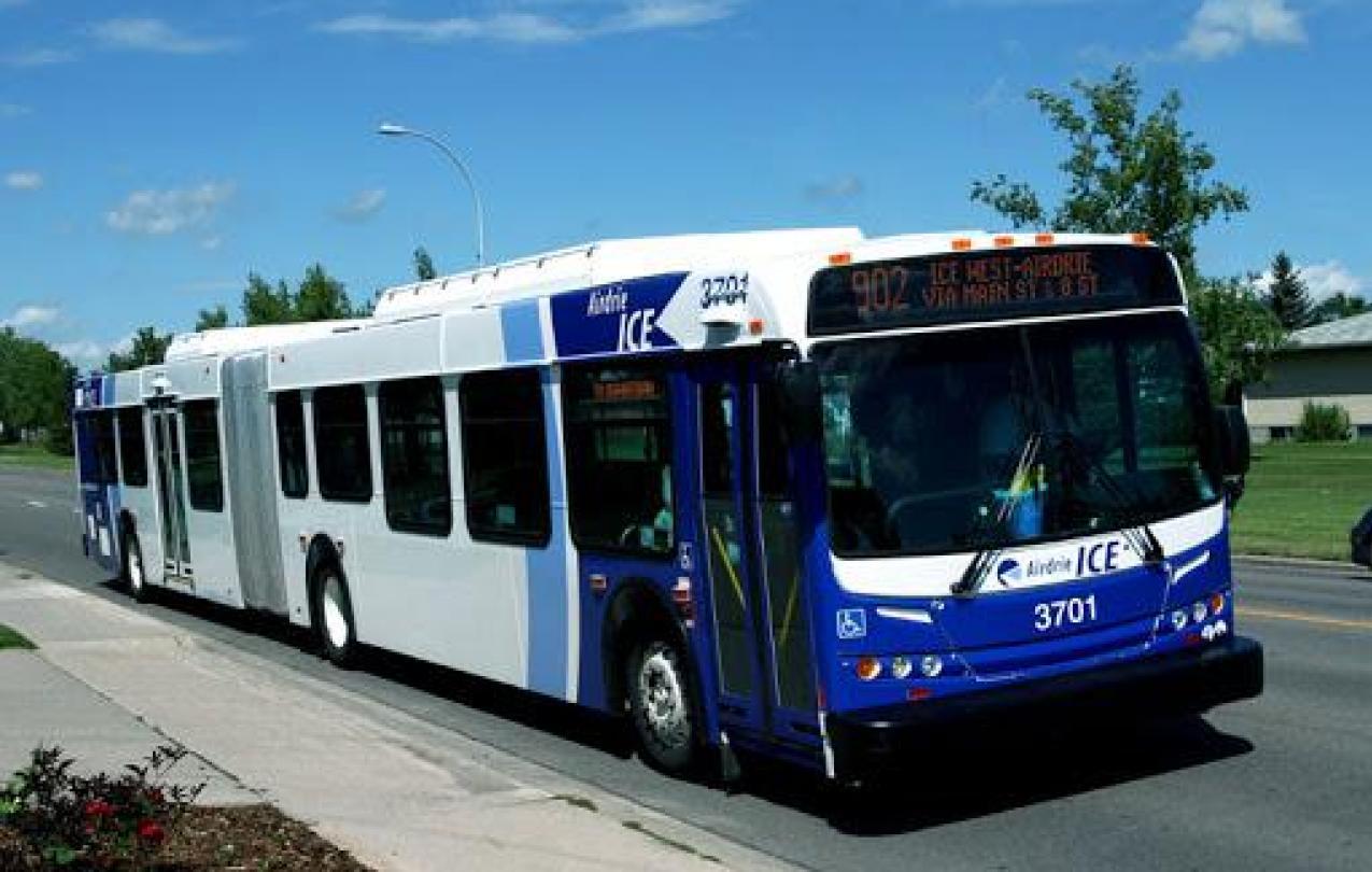 Airdrie Bus