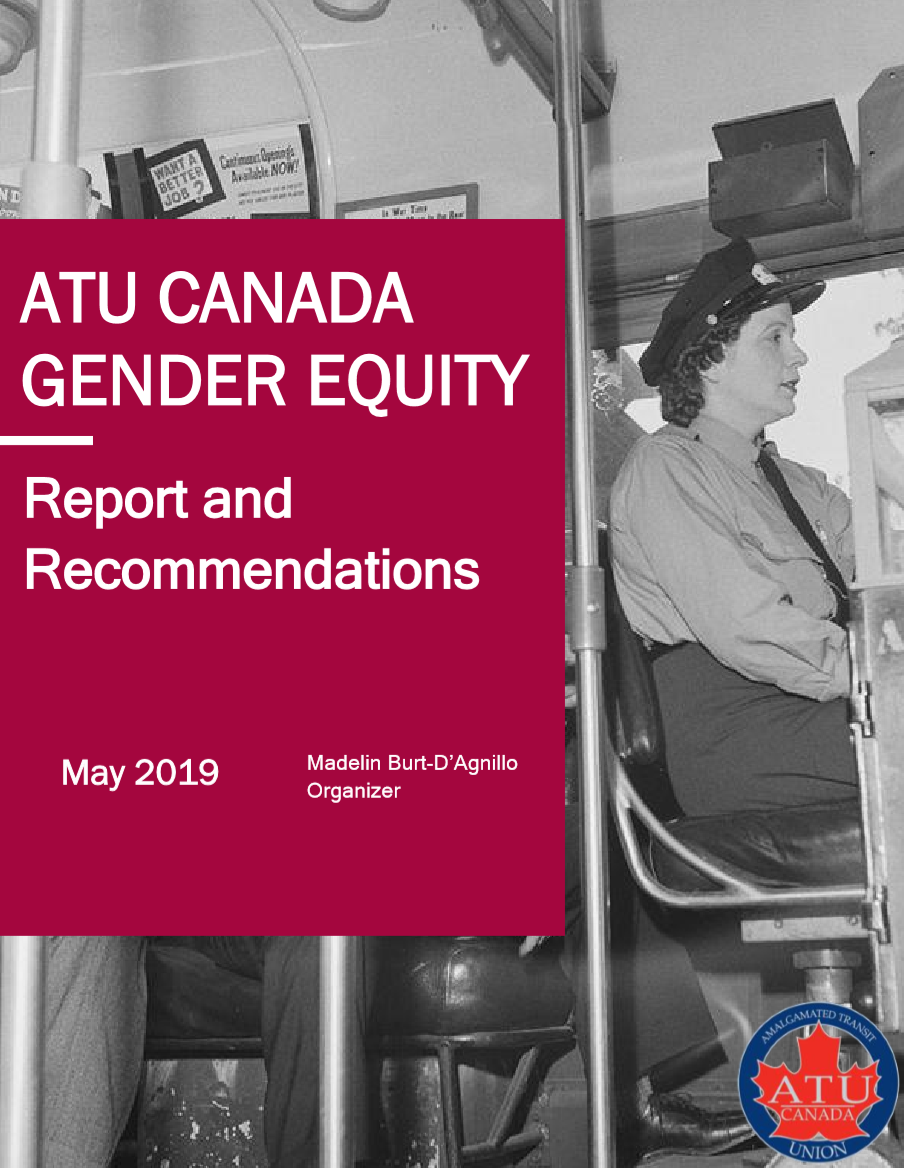 ATU Gender Equity Report