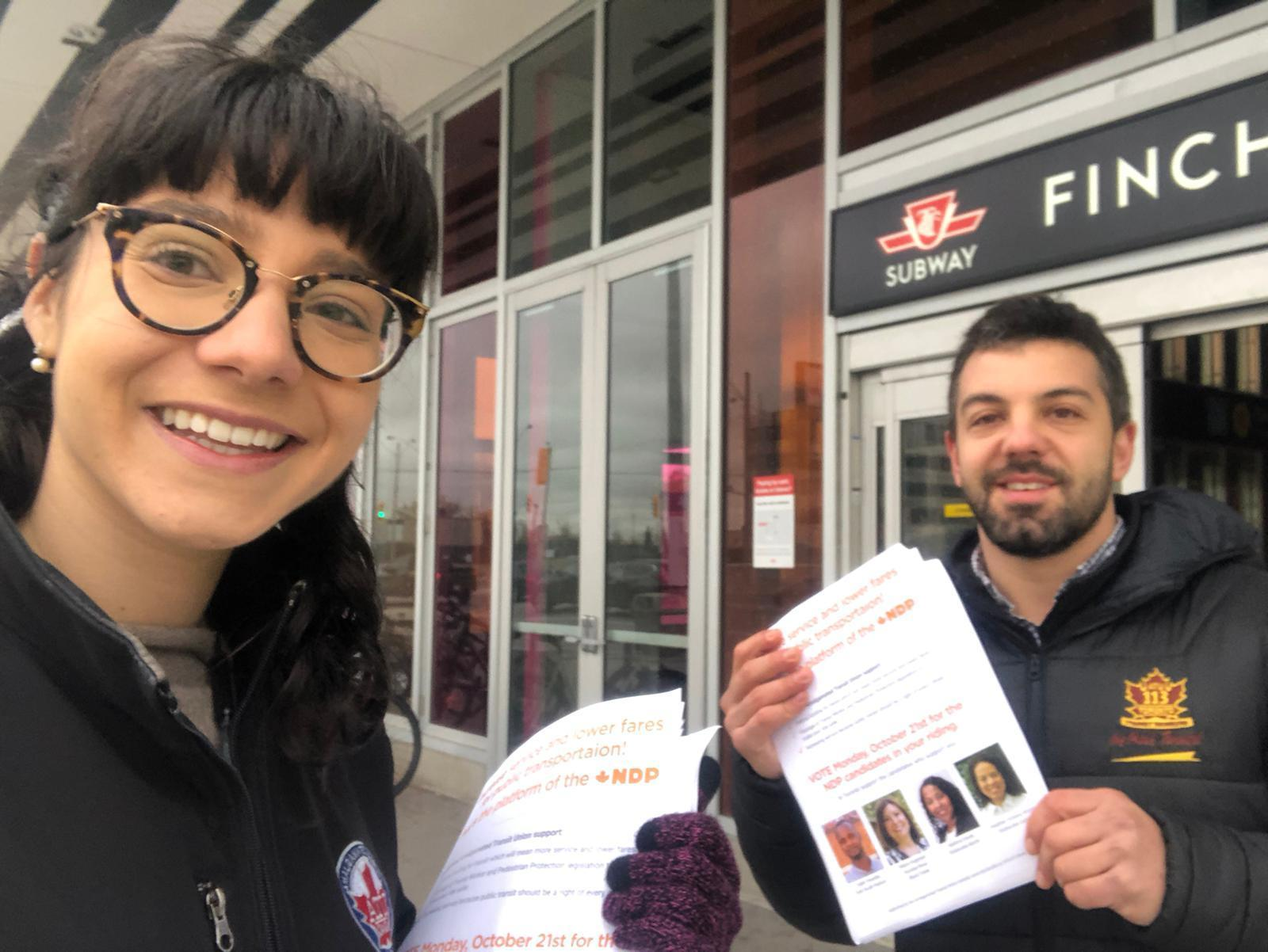 Elxn43 Day of Action
