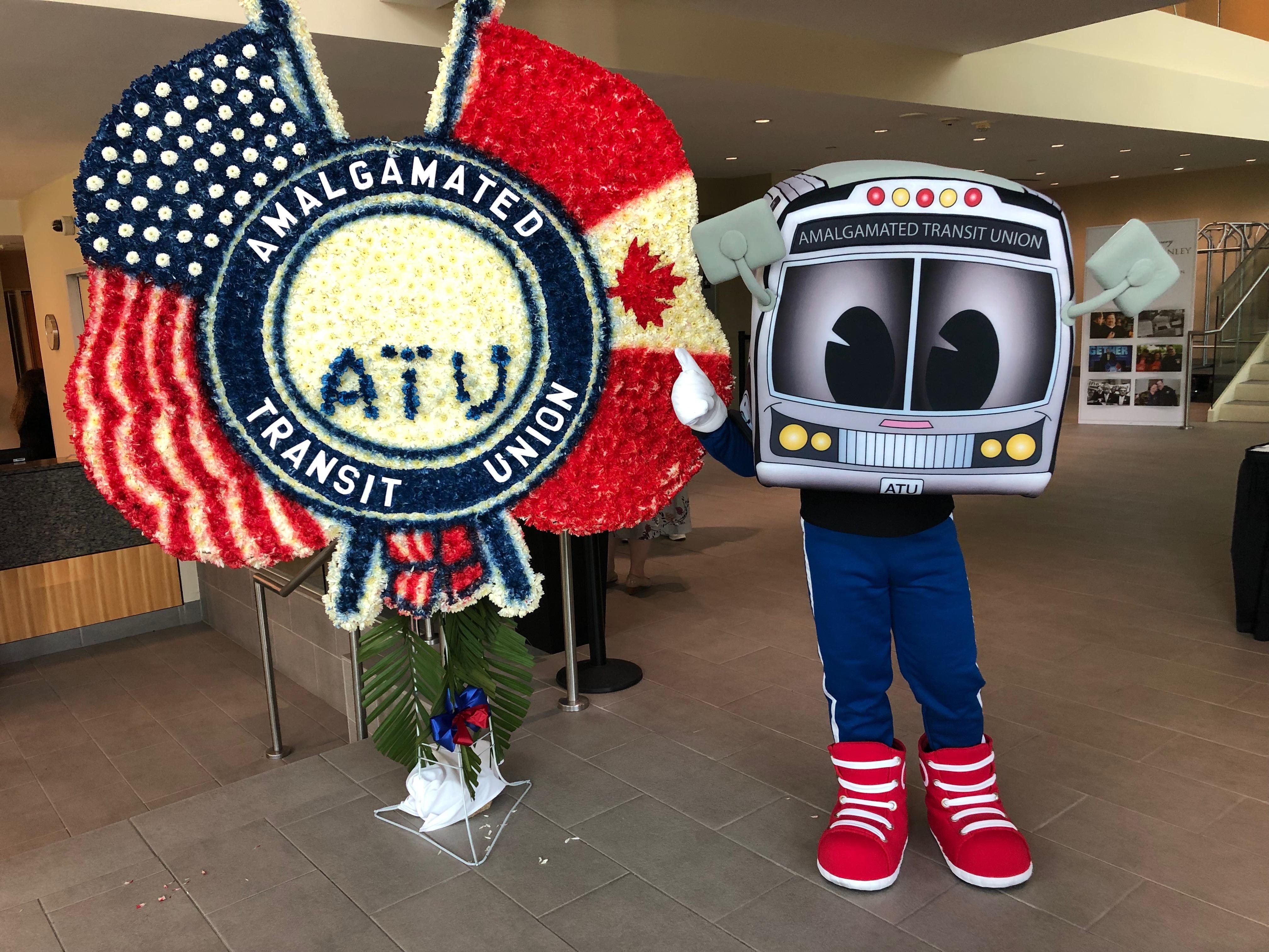 ATU Canada Mascot